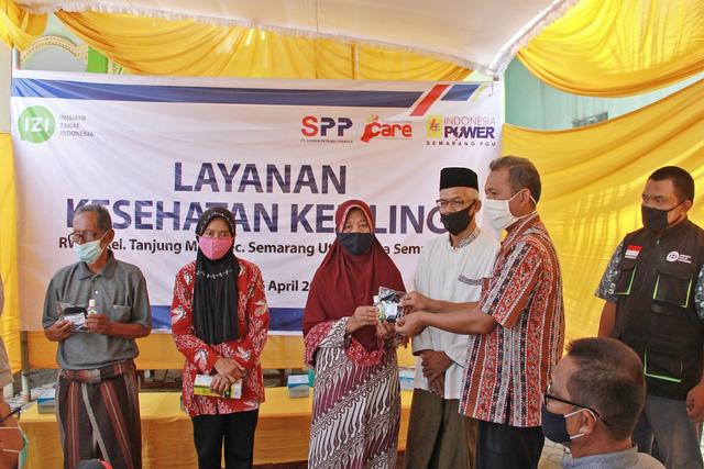 IZI Jateng, Indonesia Power & Sumber Petrindo Perkasa Berikan Layanan Kesehatan (231558)