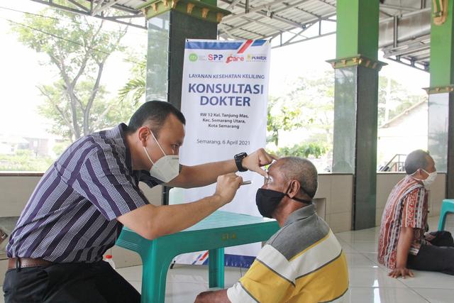 IZI Jateng, Indonesia Power & Sumber Petrindo Perkasa Berikan Layanan Kesehatan (231559)