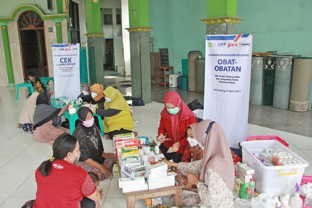 IZI Jateng, Indonesia Power & Sumber Petrindo Perkasa Berikan Layanan Kesehatan (231560)