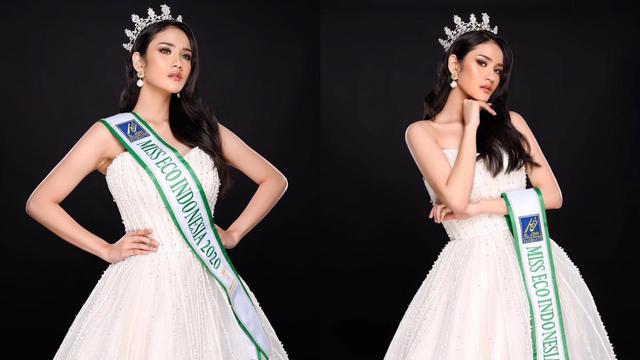 Viral Finalis Miss Eco Indonesia yang Dianggap Tak Bisa Jawab Pertanyaan Juri (2171)