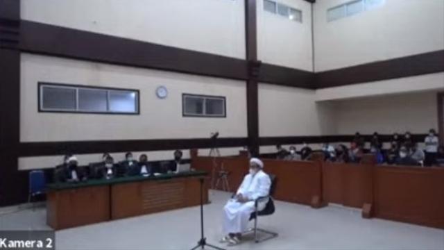 PN Jaktim Tak Siarkan Sidang Pemeriksaan Saksi Habib Rizieq, Ini Alasannya (37939)