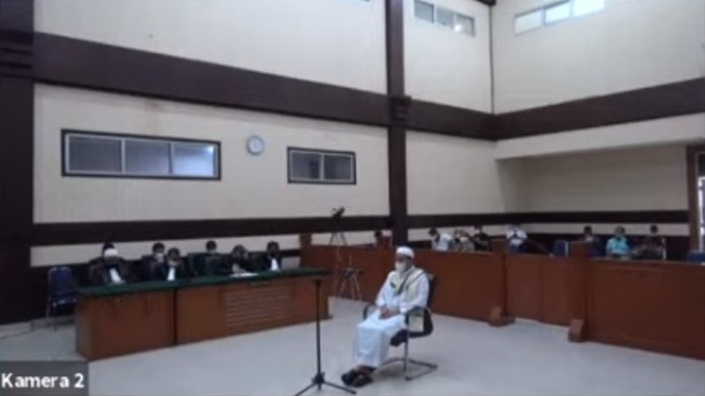 Menantu Habib Rizieq Ajukan Penangguhan Penahanan untuk Rayakan Lebaran (60924)
