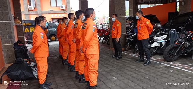 Basarnas Bali Kirim 8 Personel untuk Operasi SAR Bencana di NTT (116883)
