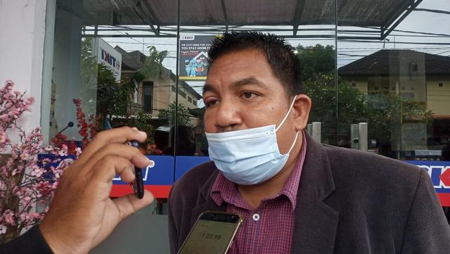 Belasan Pekerja TIKI Denpasar Lakukan Aksi Mogok dan Unjuk Rasa (5659)