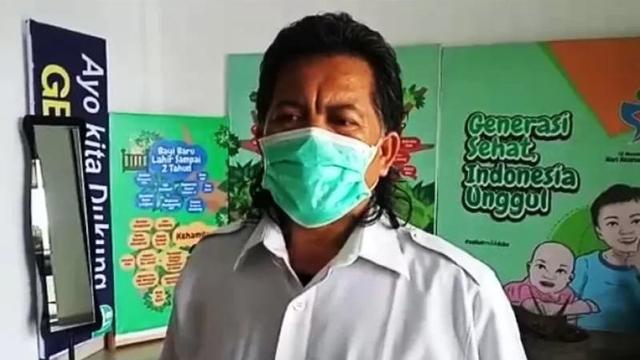 Kasus COVID-19 di Sulbar Menurun, dr Ikhwan: Bukan karena Vaksinasi (638858)