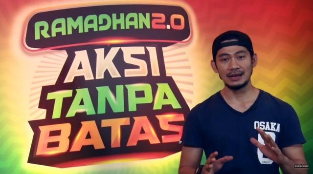 Sejumlah Artis Siap Semarakkan Ramadhan 2.0 Aksi Tanpa Batas (411805)