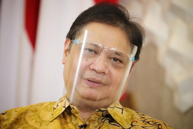 Golkar Akan Tancap Gas di 2022 Dongkrak Elektabilitas Airlangga Jadi Capres 2024 (361615)