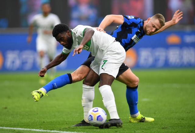 Inter vs Cagliari: Sempat Frustrasi, Nerazzurri Tekuk Tim Zona Degradasi (488210)