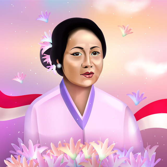 Lirik Lagu Ibu Kita Kartini dan Sejarahnya (92588)