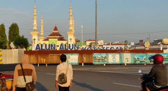 Perkembangan Kasus Dugaan Korupsi Alun-alun Kota Tegal: Masih Tunggu Audit (96672)