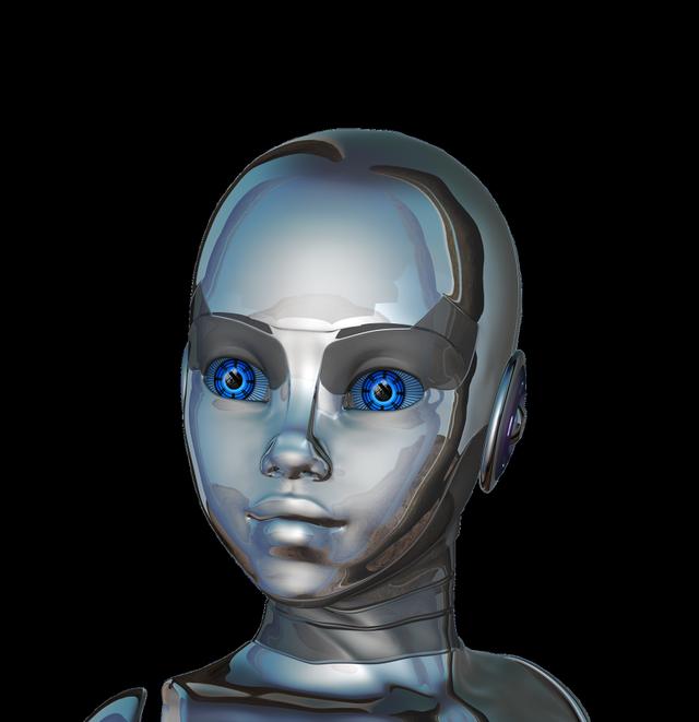 Bersaing dengan Robot! (1176)