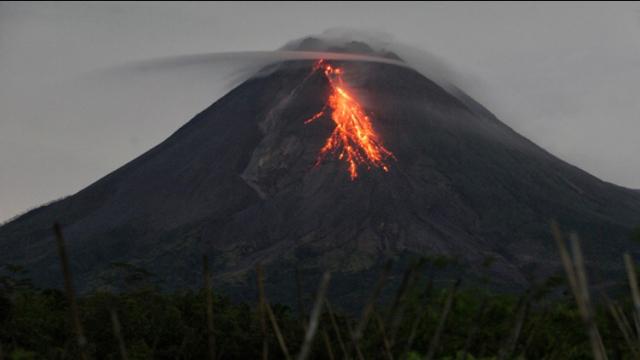 Tipe Erupsi Merapi, Letusan Khas Salah Satu Gunung Teraktif di Dunia (52677)