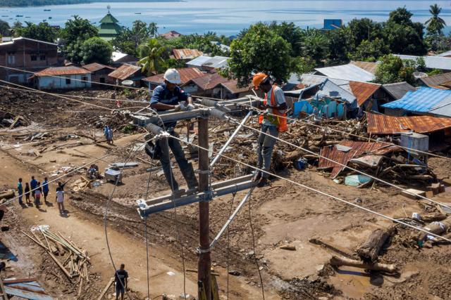 Listrik dan Internet Terganggu Usai Banjir NTT, UTBK di Undana Ditunda (43392)