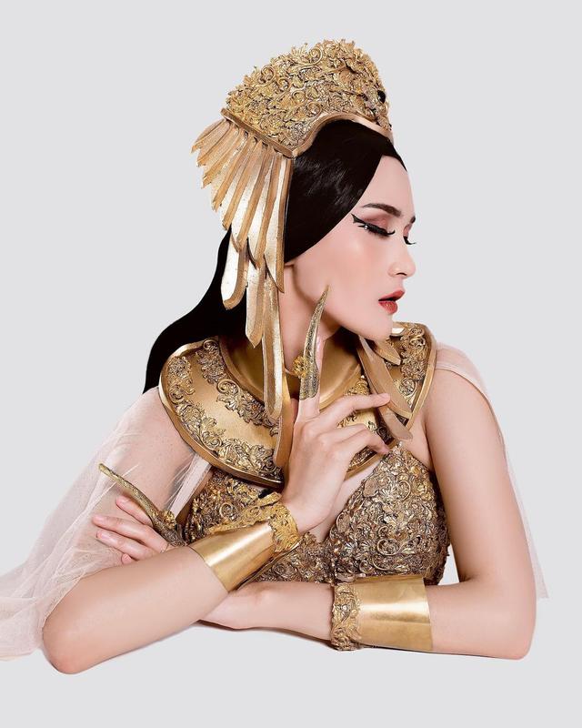 7 Pesona Intan Wisni, Finalis Miss Eco Internasional yang Ramai Dicibir (167639)
