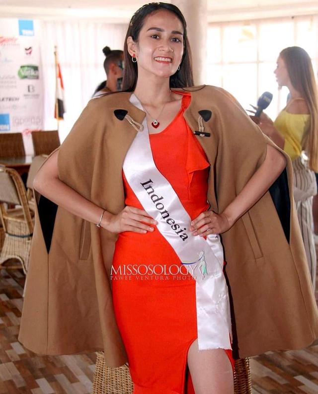 7 Pesona Intan Wisni, Finalis Miss Eco Internasional yang Ramai Dicibir (167640)