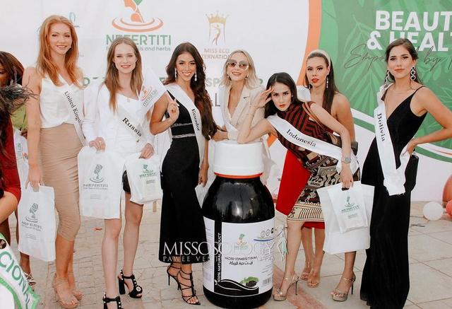 7 Pesona Intan Wisni, Finalis Miss Eco Internasional yang Ramai Dicibir (167641)