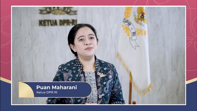 Women's Week 2021: Puan Maharani Yakin Indonesia Akan Maju di Tangan Perempuan (33358)