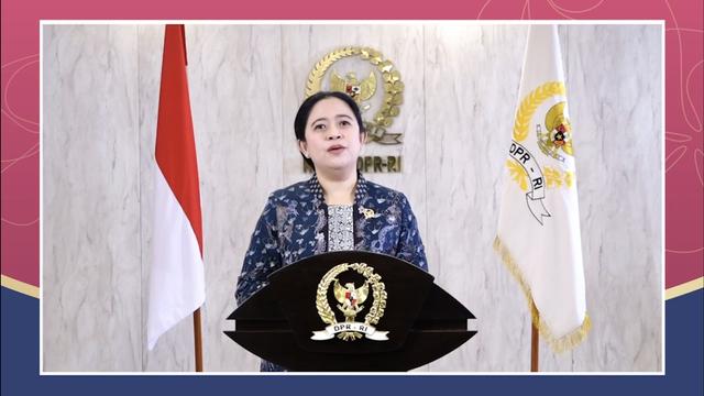 Women's Week 2021: Puan Maharani Yakin Indonesia Akan Maju di Tangan Perempuan (33359)
