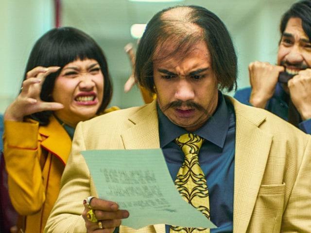 Bikin Pangling, 7 Penampilan Artis di Film Ini Beda Banget dari Aslinya (59449)