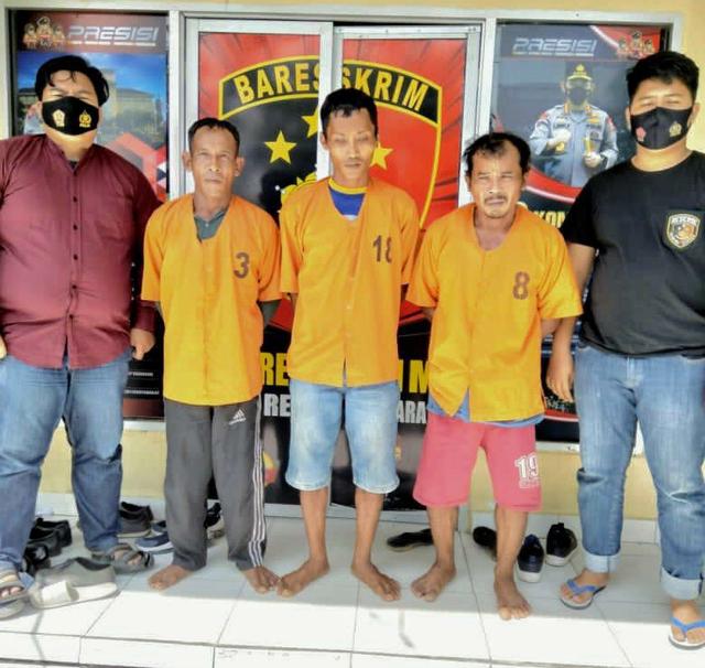 Polisi Tangkap 3 Pelaku Pembakaran Lahan di Muratara (876753)