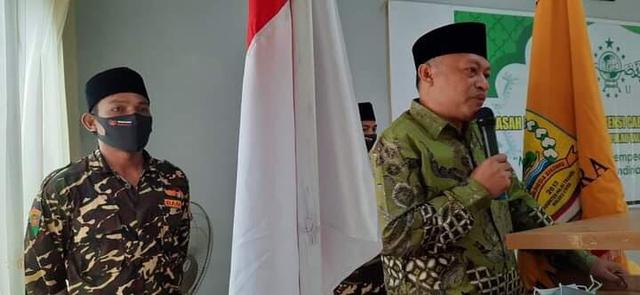 Jelang Ramadhan, NU Maluku Utara Ajak Masyarakat Ciptakan Situasi Aman (91530)