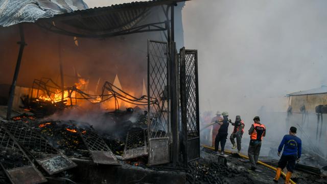 Kebakaran 2 Pasar di Jakarta Jelang Ramadhan, Perlukah Asuransi untuk Pedagang? (278447)