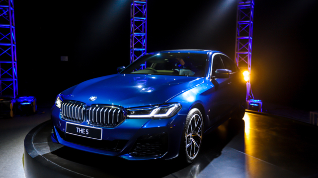 Inilah BMW Seri 5 Terbaru, Ada Versi Sporty dan Elegan Berkelas (4)