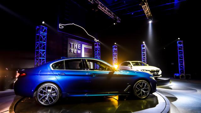 Inilah BMW Seri 5 Terbaru, Ada Versi Sporty dan Elegan Berkelas (6)