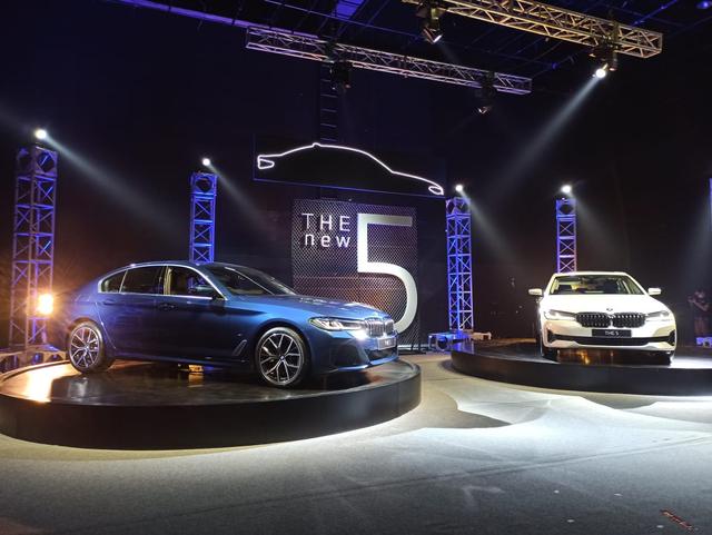 Inilah BMW Seri 5 Terbaru, Ada Versi Sporty dan Elegan Berkelas (1)