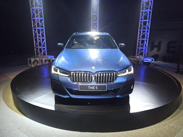 Inilah BMW Seri 5 Terbaru, Ada Versi Sporty dan Elegan Berkelas (2)