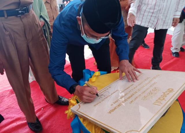 Sambut Ramadan, DT Peduli Resmikan Masjid Rahmatan Lil 'Alamin di Bulukumba (209187)