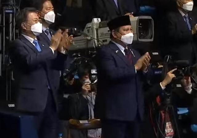 Pasukan Khusus Bentukan Prabowo Punya Tugas Khusus: Sambut Tamu VVIP (285259)