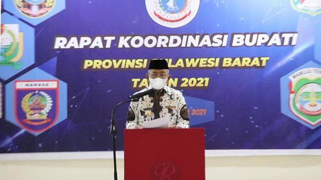 Gubernur: Angka Stunting di Sulbar Tertinggi Kedua Secara Nasional (259549)