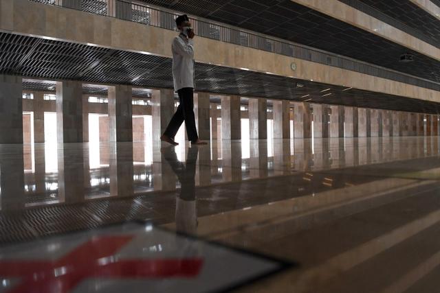 Masjid Istiqlal Bakal Dikembangkan sebagai Destinasi Wisata Halal (257270)