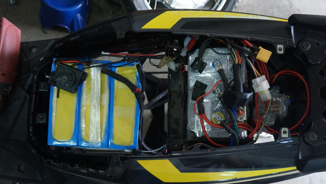 Honda BeAT Listrik dari Bekasi, Bisa Digeber 170 Km/jam! (25179)