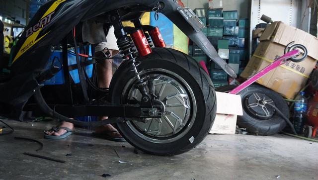 Honda BeAT Listrik dari Bekasi, Bisa Digeber 170 Km/jam! (25178)