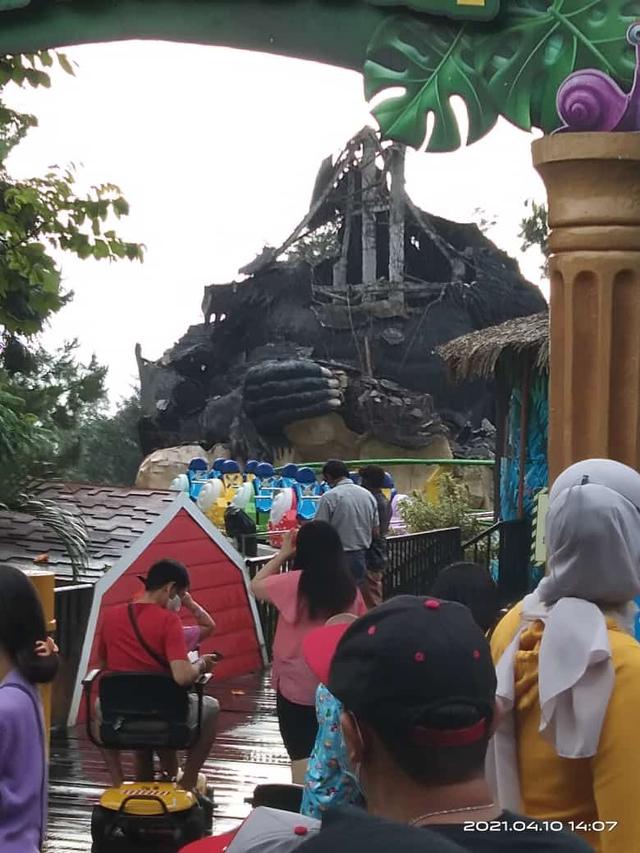 Pascagempa Malang, Seluruh Wisata di Jatim Park Tetap Dibuka untuk Wisatawan (124464)