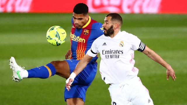 Menang atas Barcelona di El Clasico, Zidane Ogah Bicara Kans Madrid Juara (466561)