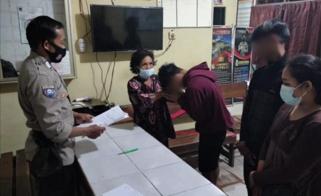 Mabuk Miras, Bocah 16 Tahun di Kalteng Ancam Ibu Kandungnya (5172)