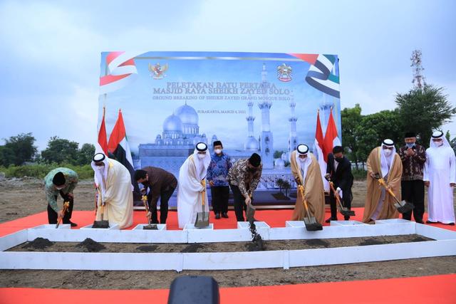 Profil MBZ: Investasi Rp 140 T Usai Ditelepon Jokowi dan Akan Jadi Nama Jalan (77)