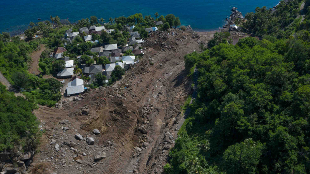 Wagub Revisi Jumlah Korban Bencana di NTT: 178 Orang Tewas, 47 Orang Hilang (240803)