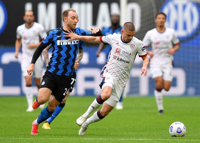 Inter vs Cagliari: Sempat Frustrasi, Nerazzurri Tekuk Tim Zona Degradasi (488207)