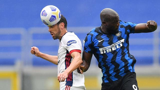 Inter vs Cagliari: Sempat Frustrasi, Nerazzurri Tekuk Tim Zona Degradasi (488208)