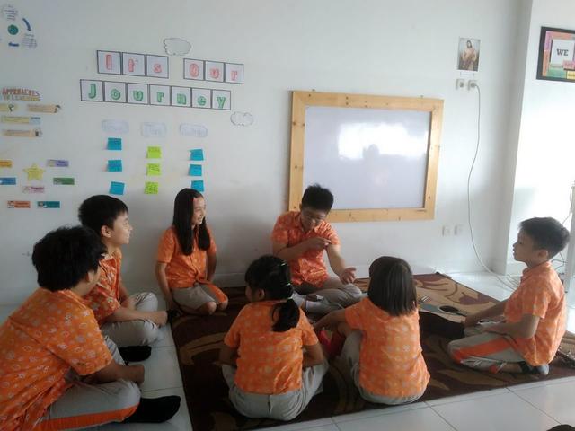 Menganalisa Berita, Cara Unik Sekolah Cikal Surabaya Ajarkan Toleransi Beragama (44267)