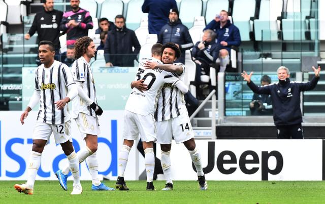Penampilan Menawan 3 Pemain Juventus saat Bungkam Genoa (236247)