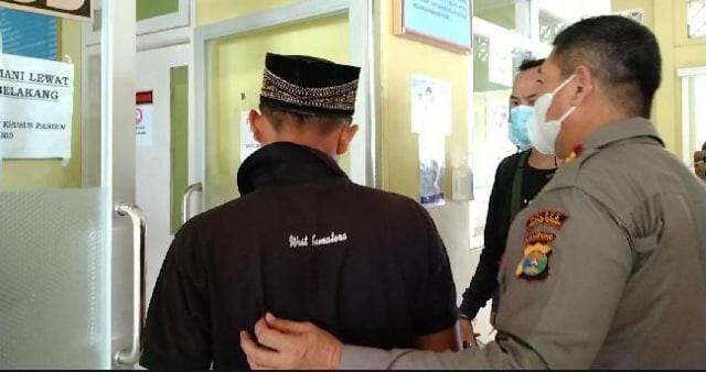 Pria Penebas Ayah Kandung di Lampung Tengah Tewas Gantung Diri di Sel Tahanan (758286)