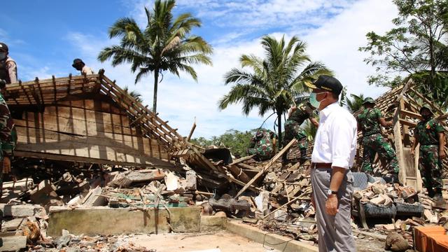 Muhadjir: Bencana Adalah Sebuah Keniscayaan, RI Akan Selalu Dirundung Bencana (788295)