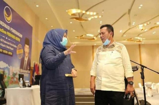 Hubungan Gubernur-Wagub Kepri Retak, Ini Penyebabnya (74399)