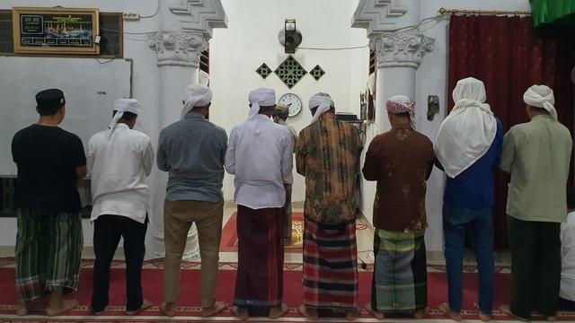 Jemaah Tarekat Naqsabandiyah di Sumut Tetapkan Idul Fitri pada 12 Mei (74186)