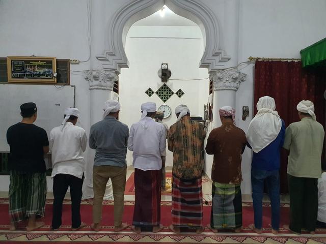 Jemaah Naqsabandiyah di Sumut Mulai Puasa Hari Ini (139746)